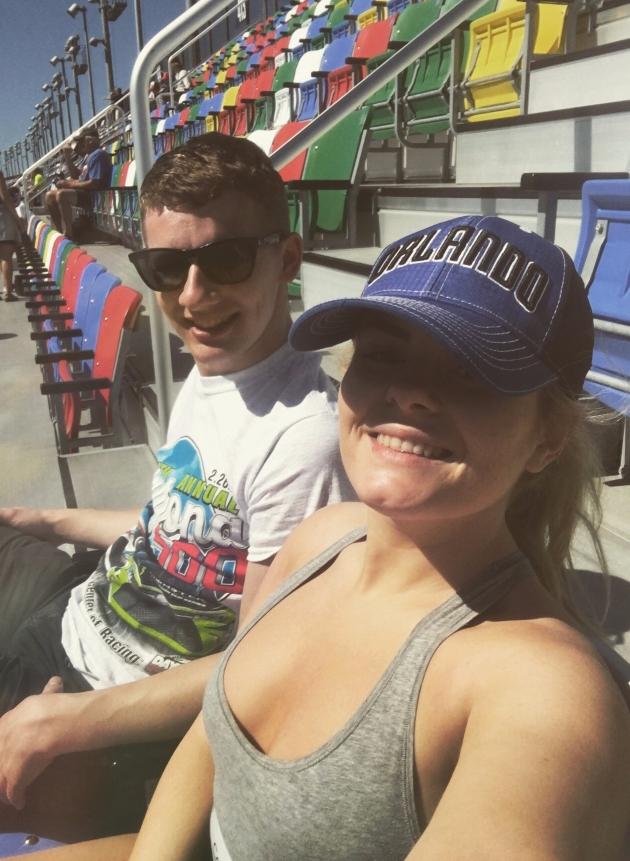 Daytona 500 - Love Leigh